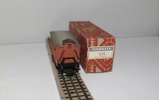 MARKLIN H0 :  316 Nb vagone metallo cm 11 ottimo in orig box 800 : anno 1952 +++