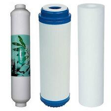 Filtre cartouche osmoseur domestique 4 étapes -offre n ° 4-