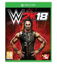 WWE 2K18 for Xbox One XB1 - UK Preowned - FAST DISPATCH