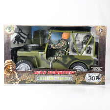 1/6 Scale World Peacekeepers' Military Jeep Vehicle Soldier 90014A Action Figure