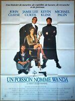 Plakat Kino Un Fisch Ernennt Wanda John Cleese - 120 X 160 CM