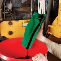 Mintiml flexible oil drain funnel tool flexible drainage tool funnel type UK