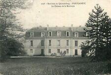 Carte PLEUCADEUC Le château de la Morinaye