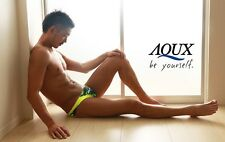 AQUX Authentic  mens swimwear