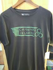 Channel Islands Camiseta Hombre Ss Bad Frag tee Whased Black