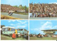 AK Ansichtskarte Hohenstein-Ernstthal / Sachsenring / ehemalige DDR