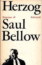Saul Bellow- HERZOG, 1965 Feltrinelli editore -  ST745