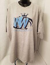 Gildan Mens Gray/Blue/White Wildwood, NJ T-Shirt Size XXL