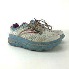 Hoka One One Bondi B Low Time to Fly Sneaker Womens Size 6 Trail Running Shoe