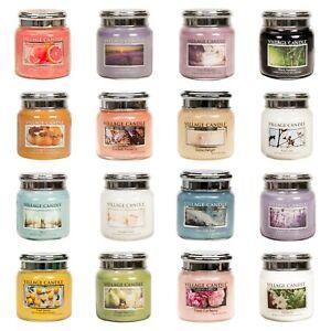 Village Candle Double Wick Medium Candle Jar - Various Fragrances