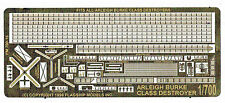 Flagship 1:700 Arleigh Burke Class Destroyer Photo -Etched Detail Set FM 700-15