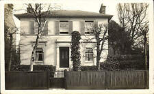 Bowes Park photo. House by W.H. Christmas & Co, 8 Queens Rd., Bowes Park.