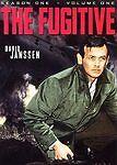The Fugitive - Season One, Volume One (DVD, 2007, 4-Disc Set)