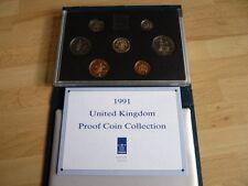 1991 Royal Mint standard proof set