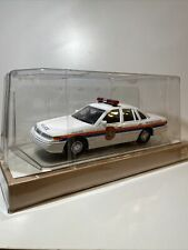 2005 FORD CROWN VICTORIA POLICE CAR 1/43 NEW IN CASE