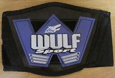 Wulfsport Cub Kids Childs Body Kidney Belt Accessories MX Purple Wulf BC13000