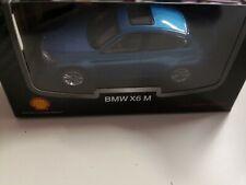 BMW X6 M- Modellauto 1:43 V-Power - Pull Back Action NEU & OVP