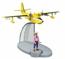 Tim & Struppi Hydravion Vol 714 Sidney Lot de Figurines Tintin Moulinsart 29552