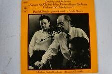 Beethoven Tripelkonzert Serkin Laredo Parnas Alexander Schneider Marlboro (LP18)