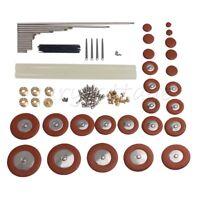 25 Sax Pad Key Shaft Springs Screws Kit Saxophone Repair Kit for Alto Saxophone