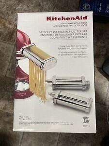 Pasta Maker Attachment 3 in 1 Set KitchenAid Mixer Attachments Set From Antree
