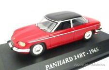 Panhard 24BT 1965 1:43 Coches franceses de antaño Ixo Altaya Diecast