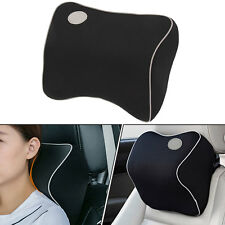 Neck Cushion Foam Travel Supersoft Pillow Sleep Head Support Holiday Car Home