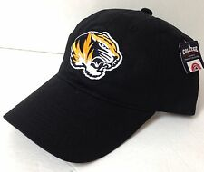 dc920caaad6 New MISSOURI TIGERS HAT Men Women Relaxed-Fit Dad-Cap Snapback OSFM