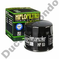Hiflo Filtro oil filter for Ducati 1098 1198 748 749 848 916 996 Diavel Monster