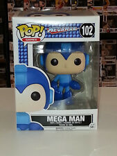 FUNKO POP MEGA MAN 102 MEGAMAN