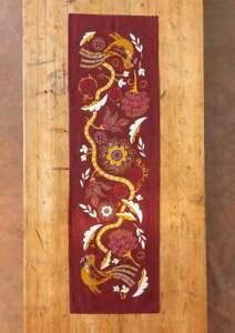 BNWT *Gudrun Sjoden* lovely Paradiset organic cotton table runner