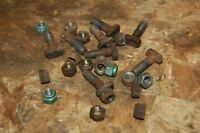 """9"""" Inch Ford Axle Housing End 3/8 T-Bolts & nuts set of 8"""