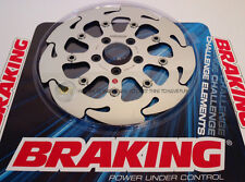 FOR HARLEY DAVIDSON XL 883 R SPORTSTER R 2005 05 FRONT BRAKE ROTORS FLOATING BRA