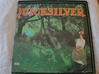 QUICKSILVER SHADY GROVE VINYL LP 1969 CAPITOL RECORDS SHADY GROVE, JOSEPH'S COAT