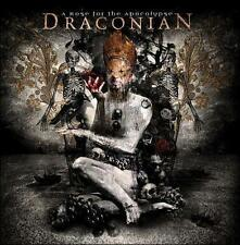 A Rose for the Apocalypse+1 bonus track  DRACONIAN CD ( FREE SHIPPING)