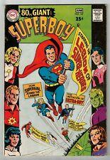 SUPERBOY #147 (FN+) Origin of The LEGION OF SUPER-HEROES! Big 80 Pages! DC 1968