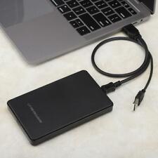 Boîtier de disque dur USB2.0 SATA 2,5pouce pour externe dur HDD Mobile Disk Box