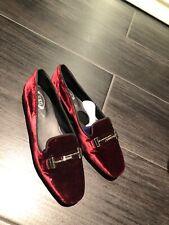 Damen Ballerinas Flats Slipper Samtoptik Schuhe 815145 Trendy