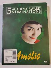 Amelie Dvd New Audrey Tautou