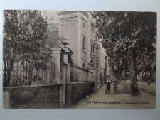 "Paris Judaica Rare Old Postcard Jewish Synagogue 1900""  FRANCE ISRAEL"