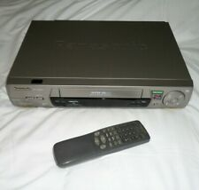 PANASONIC NV-HD675 Video Cassette Recorder VHS VCR Nicam Audio - TESTED