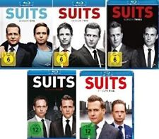 SUITS 1-5 DIE KOMPLETTE STAFFEL / SEASON 1 2 3 4 5 BLU-RAY DEUTSCH