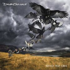 DAVID GILMOUR - RATTLE THAT LOCK  CD + DVD NEW+