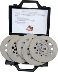 DP Brakes 5 Plates High Performance Fiber Clutch 68-84 Harley FLH FXR FXS FLT