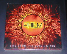 PHILM FIRE FROM THE SOIR SUN CD EXPÉDITION RAPIDE