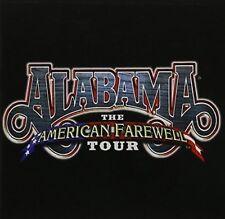 Alabama - American Farewell Tour NEW SEALED