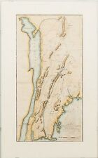 Revolutionary War Map of New York City Area