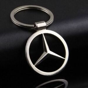 NEW Mercedes Benz 10D Key Ring Chain Keyring AMG 2021 Car Logo UK
