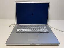 Apple PowerBook g4 1.67ghz a1138 (2005) Neuwertig
