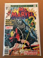 Ms. Marvel 5 --(VF condition)-- Marvel Comics Group 1977